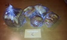 Hさんからいただいたパン