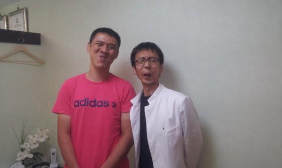 亀山先生と
