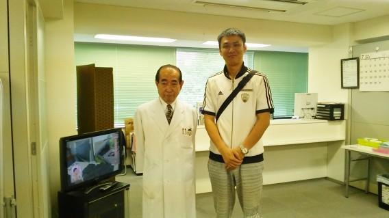 田町アイシークリニックの先生