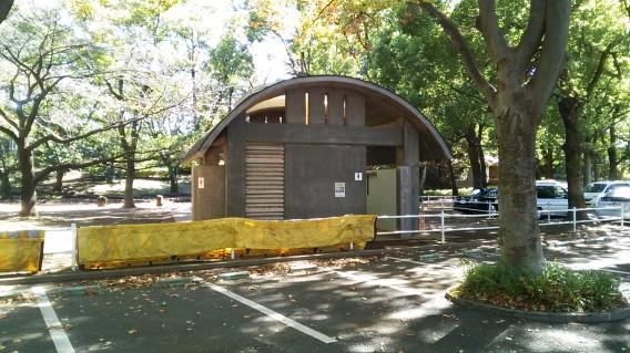 城北公園トイレ