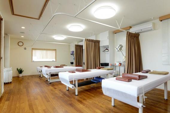 こぼり治療室院内