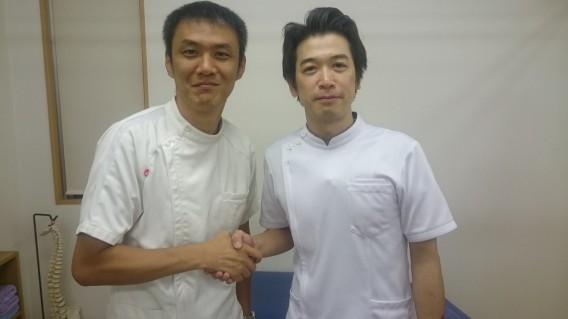 高木祐二先生と